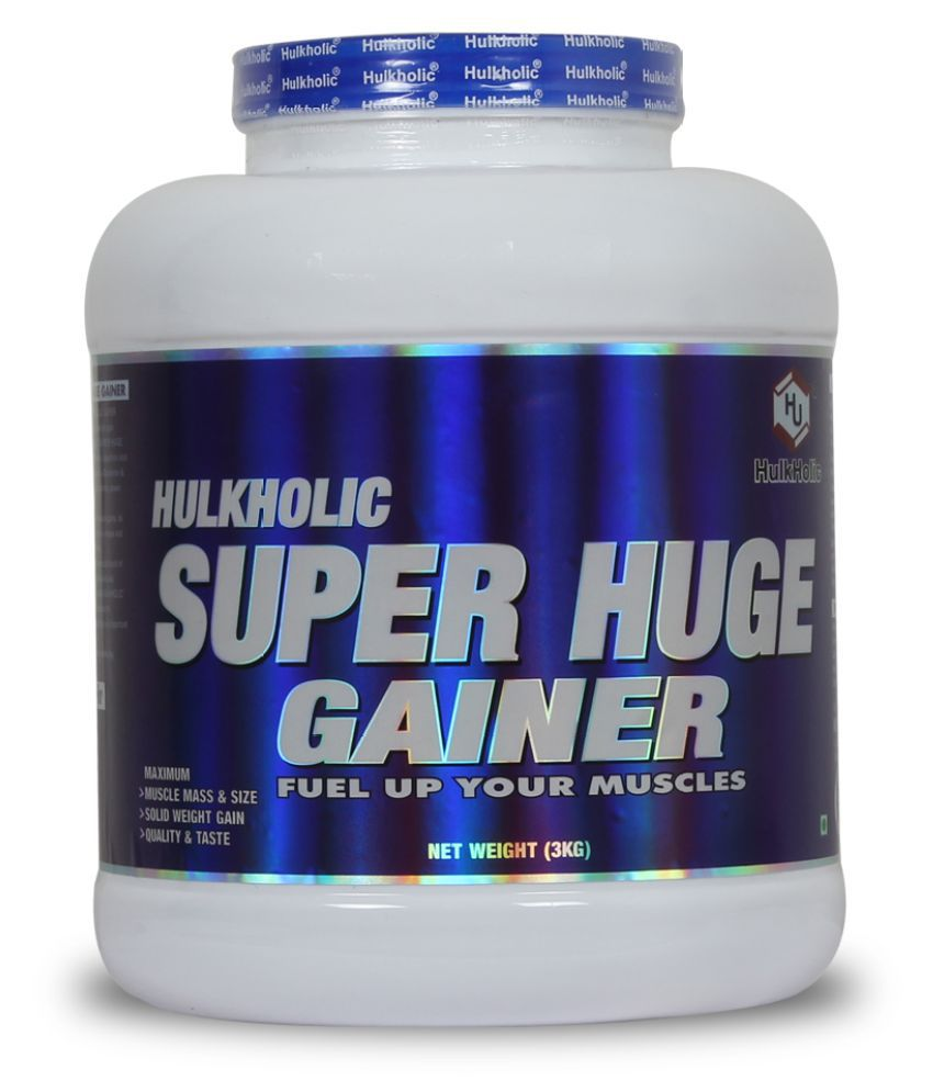 HulkHolic Super Huge Gainer 3 kg