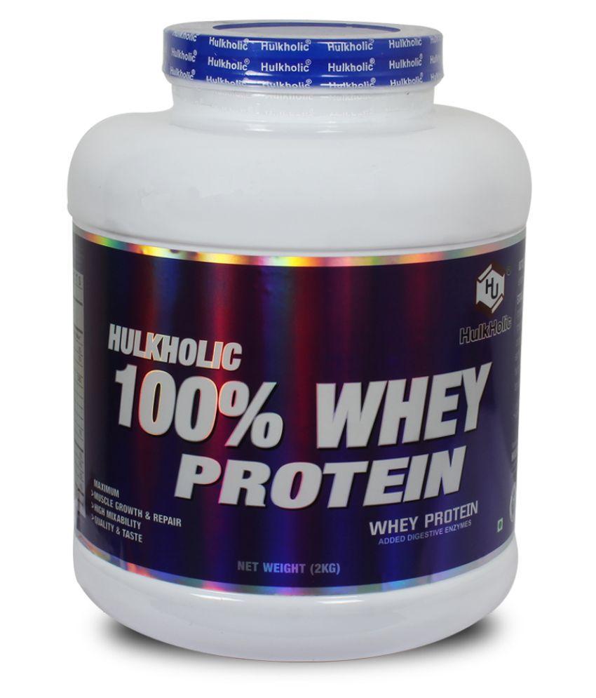 HulkHolic Whey Protein 2 kg