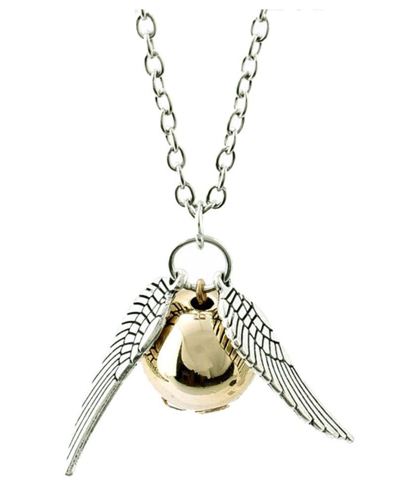 Oviya Pendant for Women (Gold And Silver PS7201583R