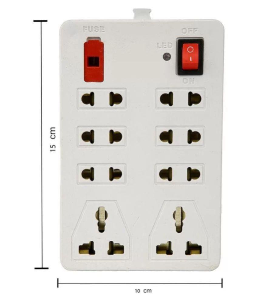 Bsk 8 Socket Extension Board