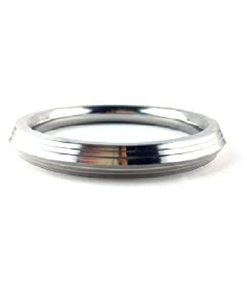 Ratan Bazaar -  Pure Silver Sikh Punjabi Kada Bracelet for Men & Women