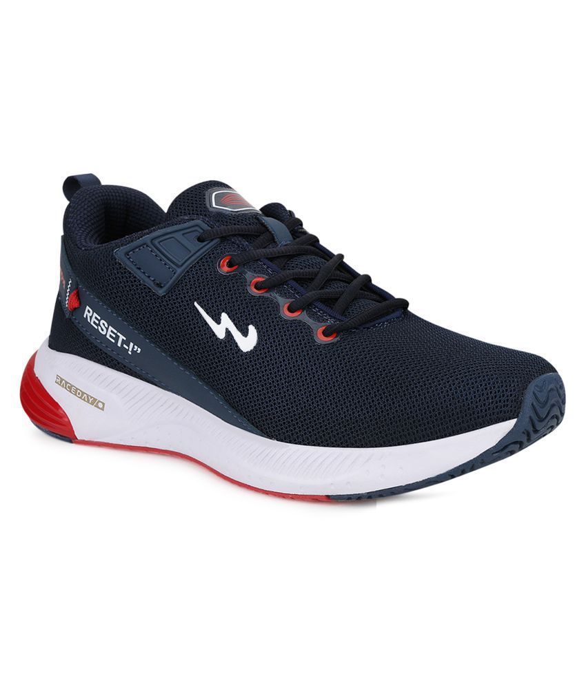 Campus Refresh Pro Blue Running Shoes