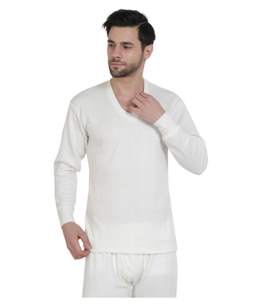 Zeffit White Thermal Upper Single
