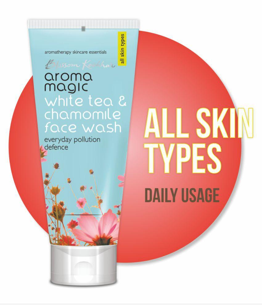 Aroma Magic White Tea Chamomile Face Wash 100 mL