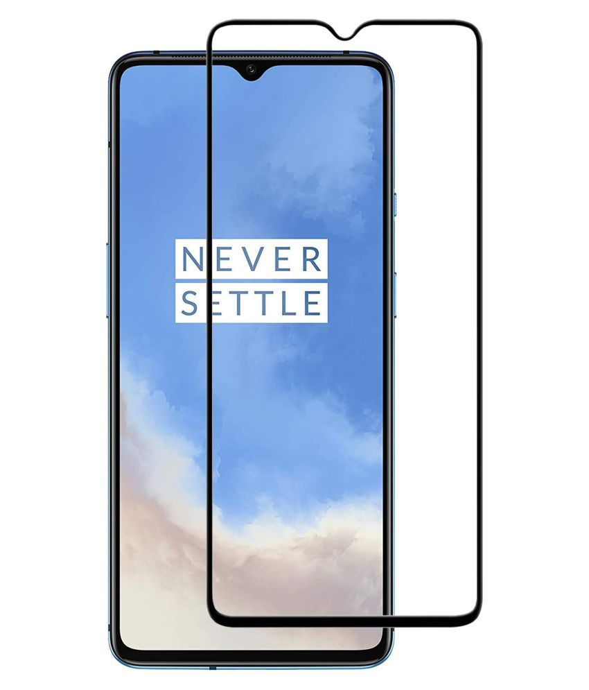 OnePlus 7T Tempered Glass by TEMPERMART