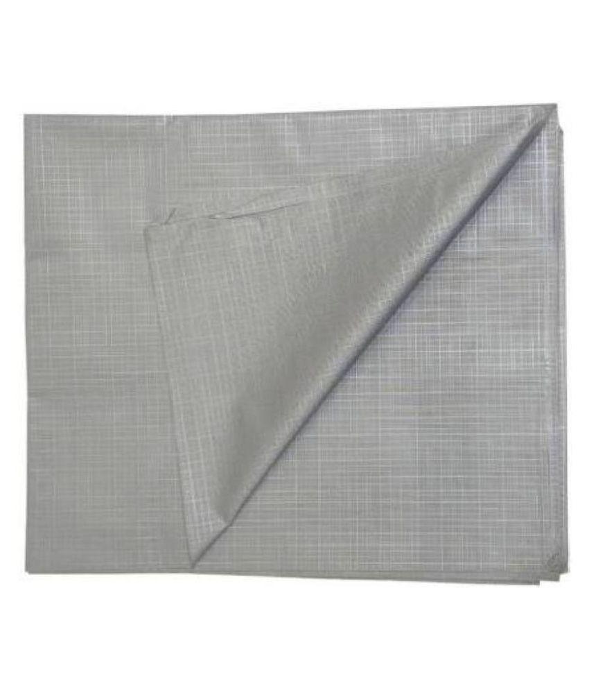 Fabfurn Gray PVC Mattress Protector