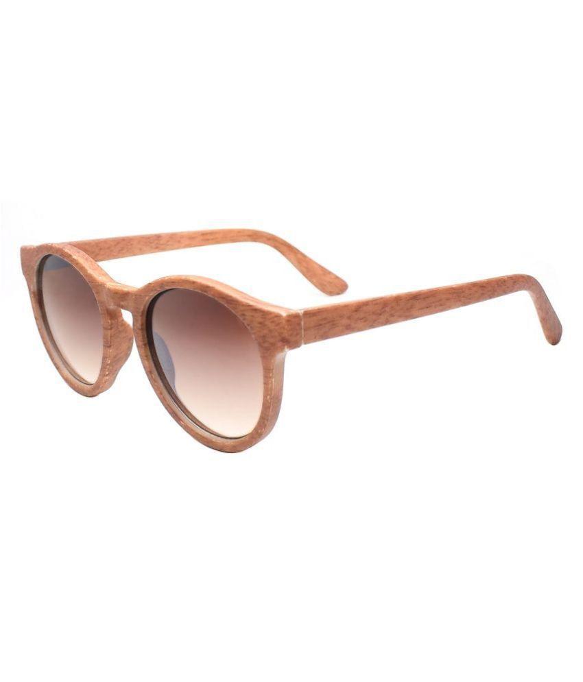 Peter Jones - Brown Round Sunglasses ( 2610BBW )