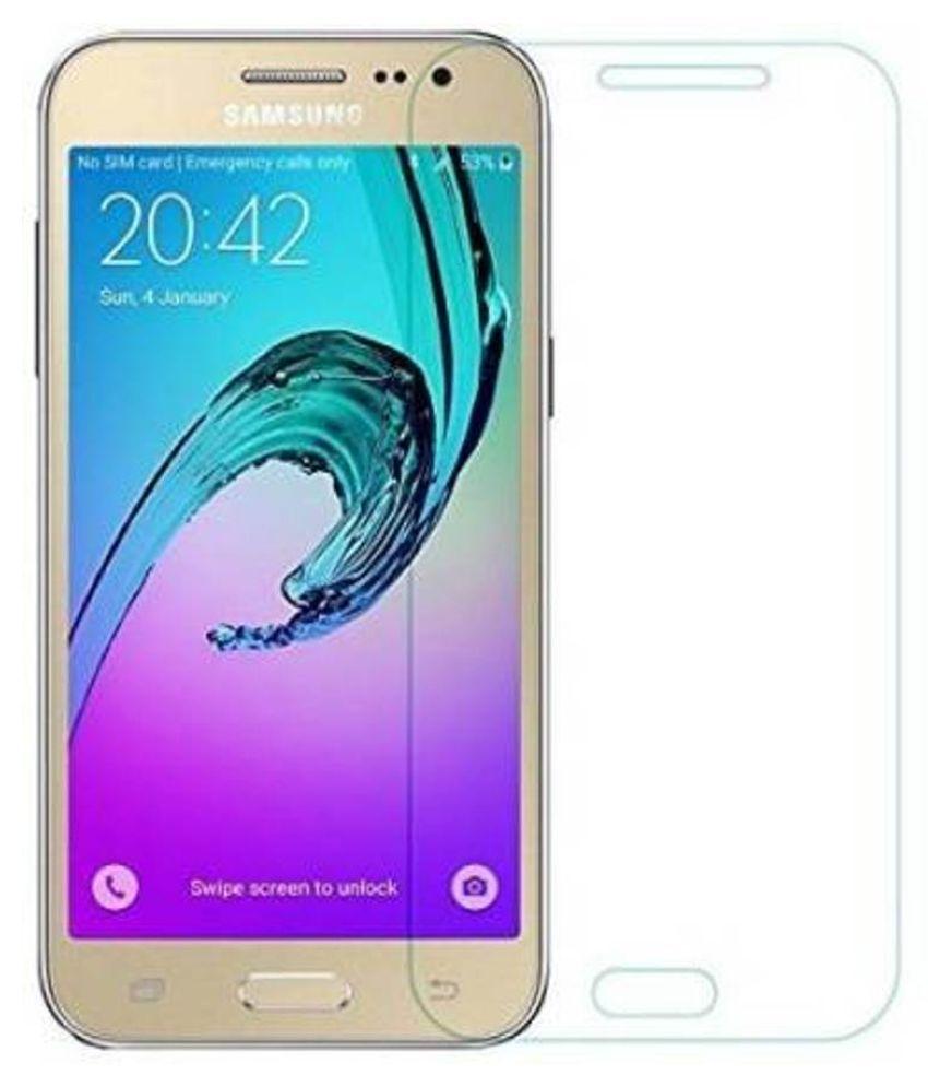 Samsung Galaxy J2 (2016) Tempered Glass by EASYKARTZ