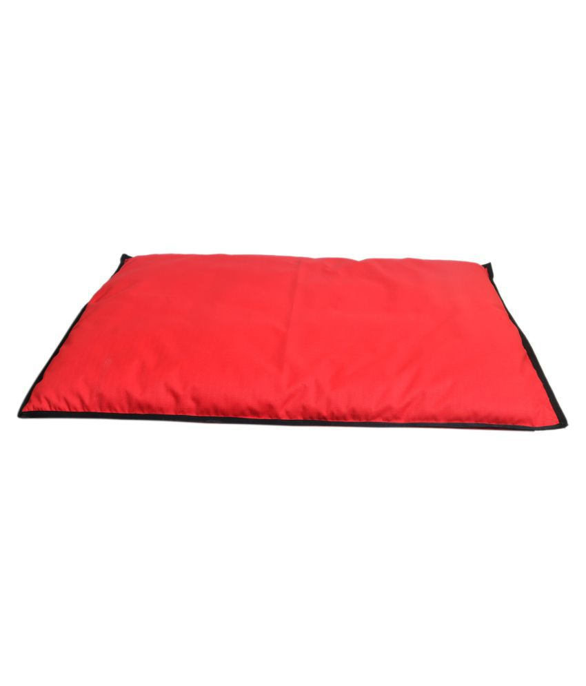 PAWPALS Blush dog bed_Red for your Pet
