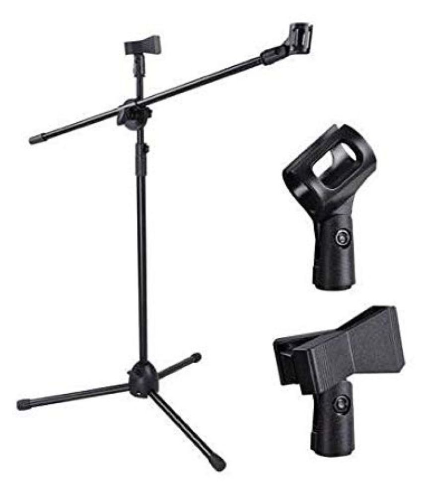 M-Tunes Mic Metal Microphone Stands