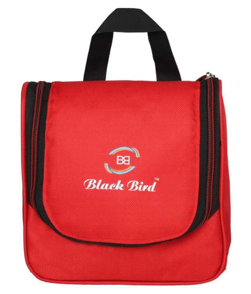 Blackbird Red Wardrobe Organizer - 1 Pc