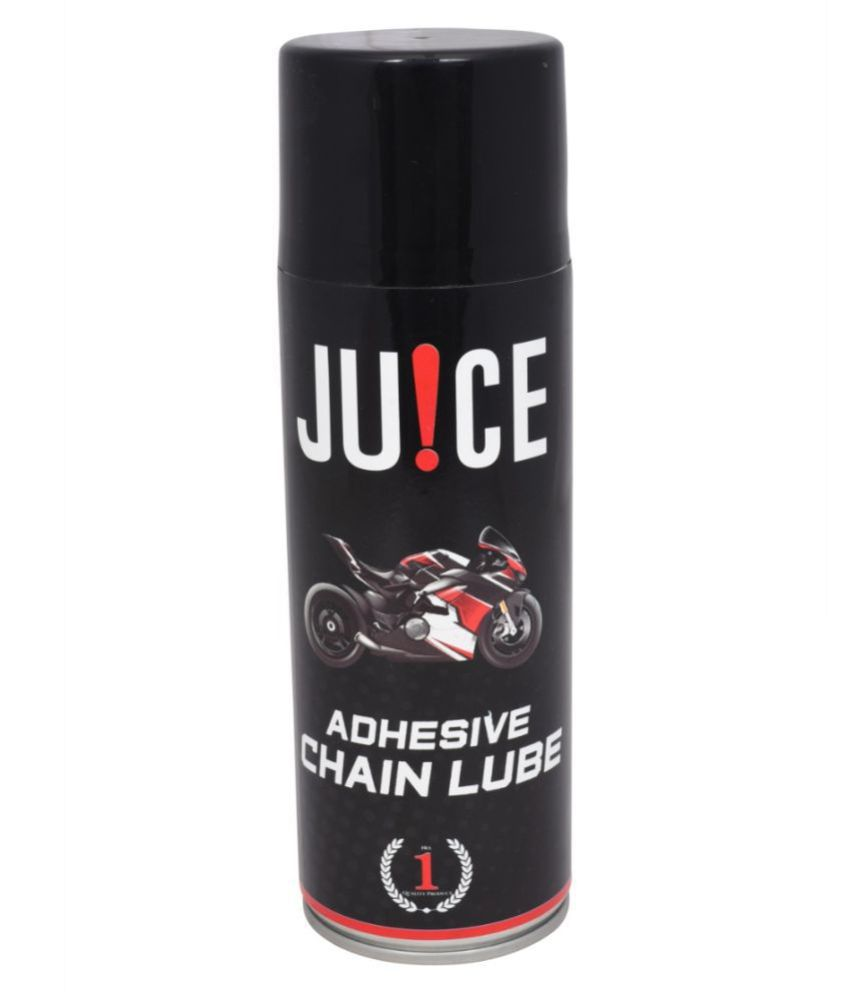 Juice Adhesive Chain Lube (2 wheeler)