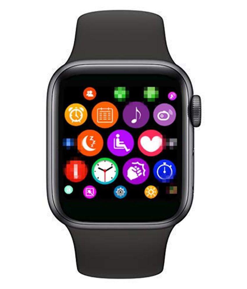 Avista T500 Sports+Health Smart Watches Black