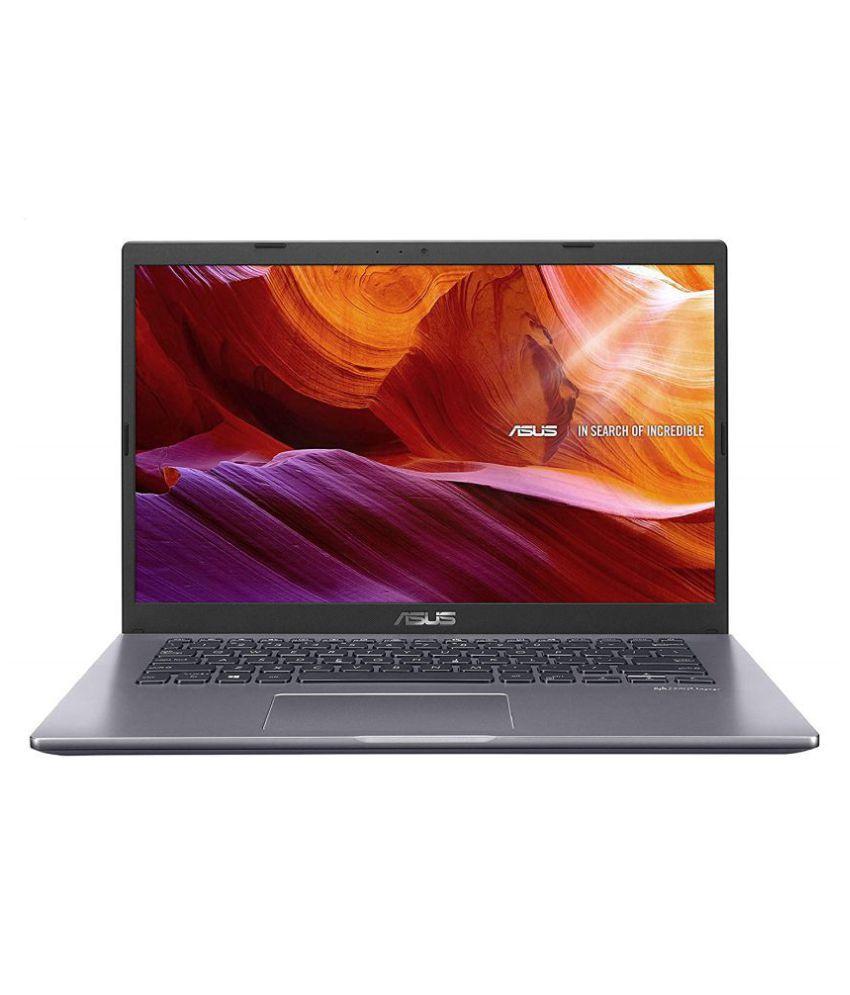 ASUS VivoBook 14 Intel Core i3 1005G1 10th Gen  4 GB RAM/1TB HDD/Windows 10/Integrated Graphics/Slate Grey/1.60 kg , X409JA EK011T, 14 inch FHD Compact