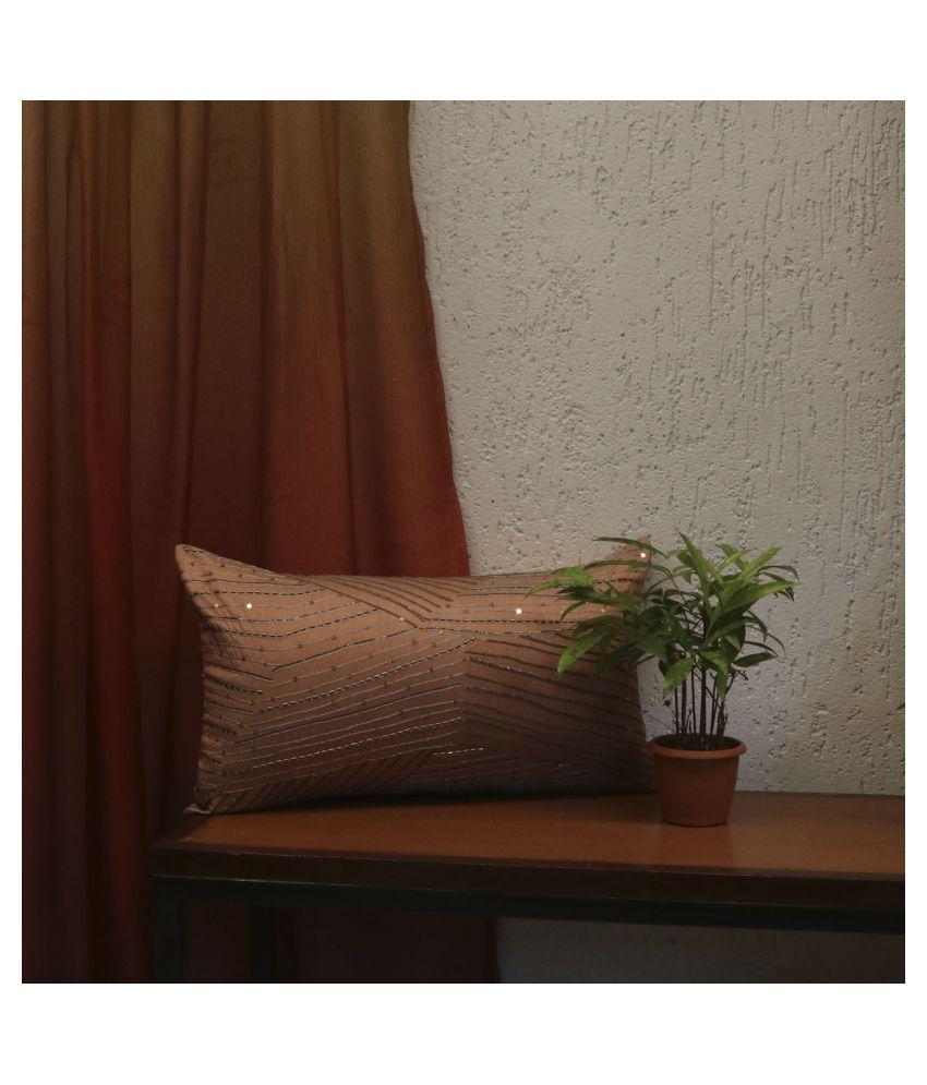 Zeba Single Silk Cushion Covers Other Sizes