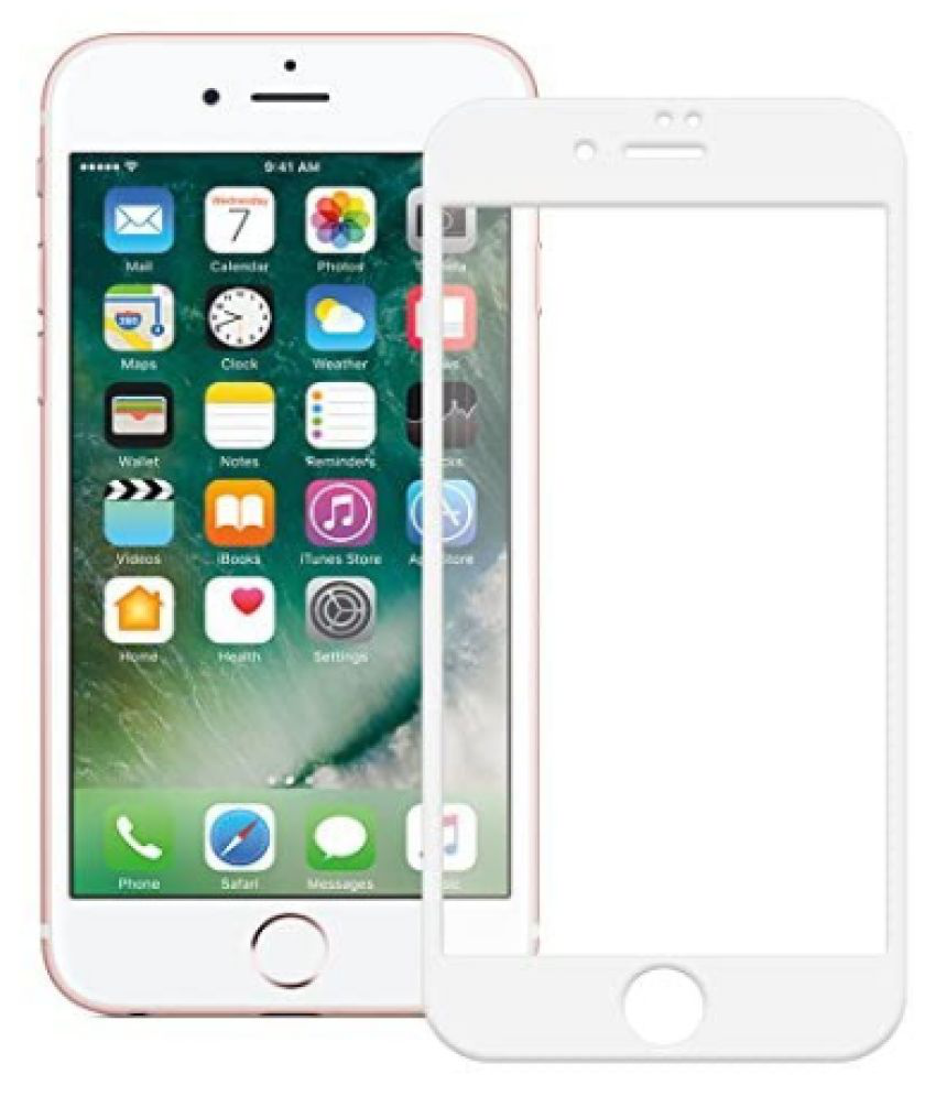 Apple Iphone 8 Plus Tempered Glass by VILLA