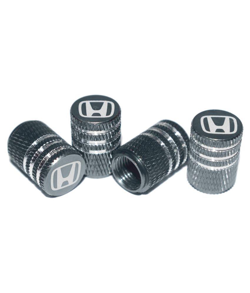 INCOGNITO Tyre Valve Caps Honda Set of 4