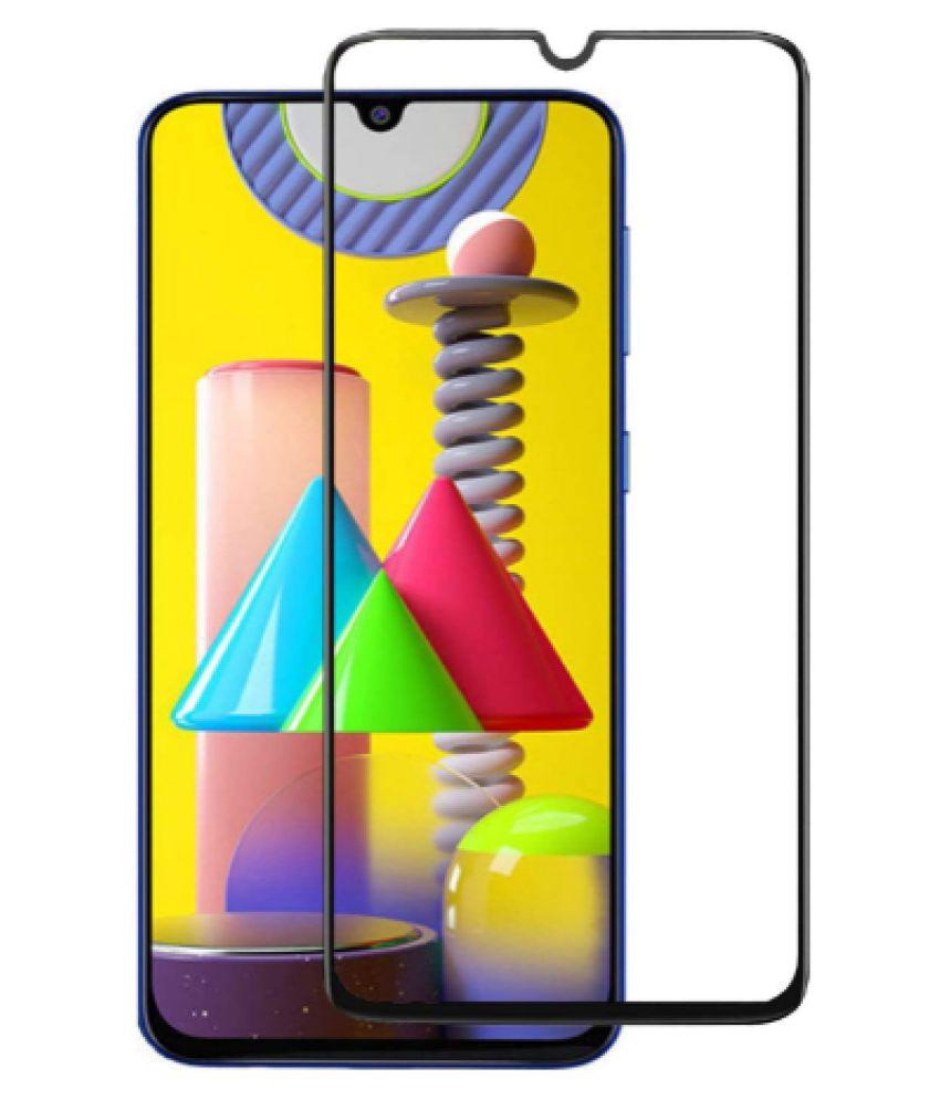 Samsung Galaxy M20 Tempered Glass by VILLA