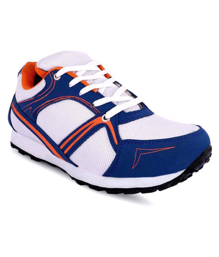 zorik Blue Running Shoes