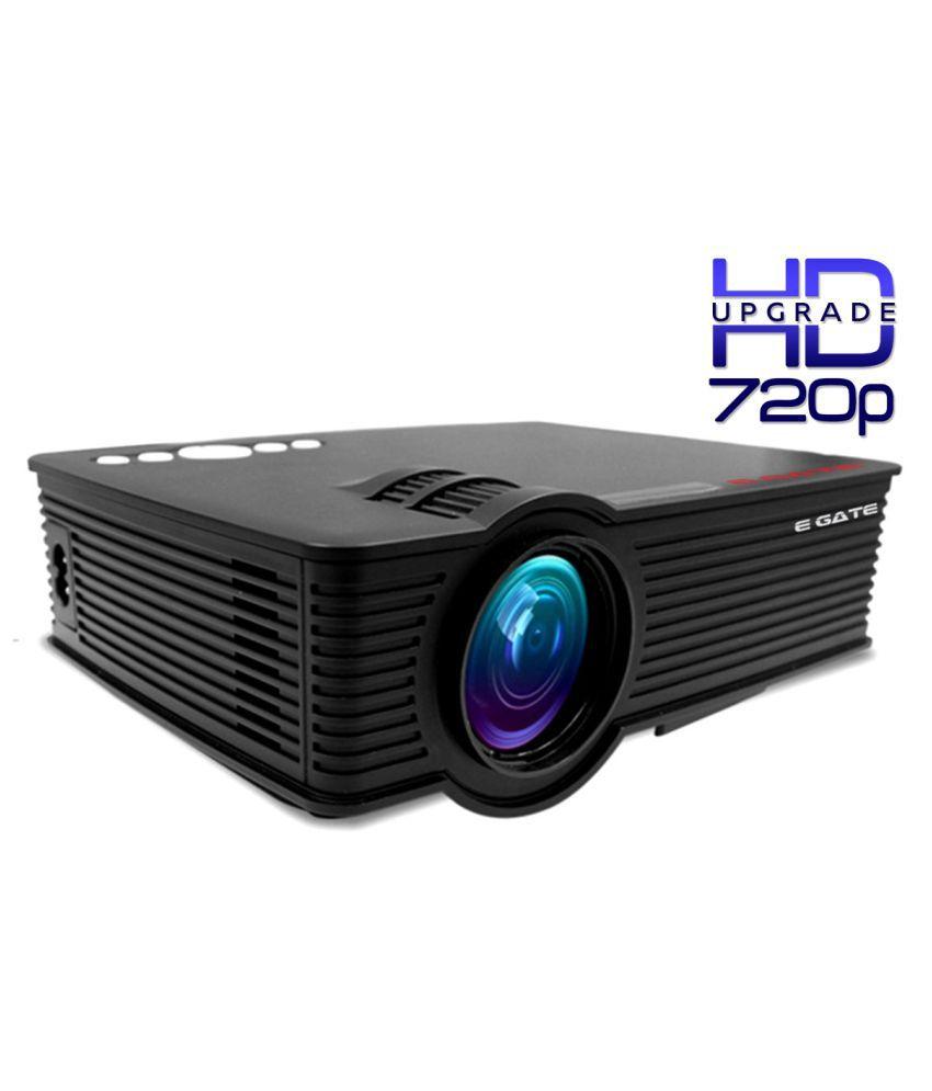 Egate i9 Pro HD 720p-1 Yr LED Projector 800x600 Pixels (SVGA)