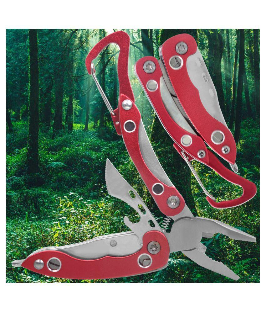 3-in-1 Multi Pocket Army Knife Tool Can Bottle Opener Screwdriver Scissor