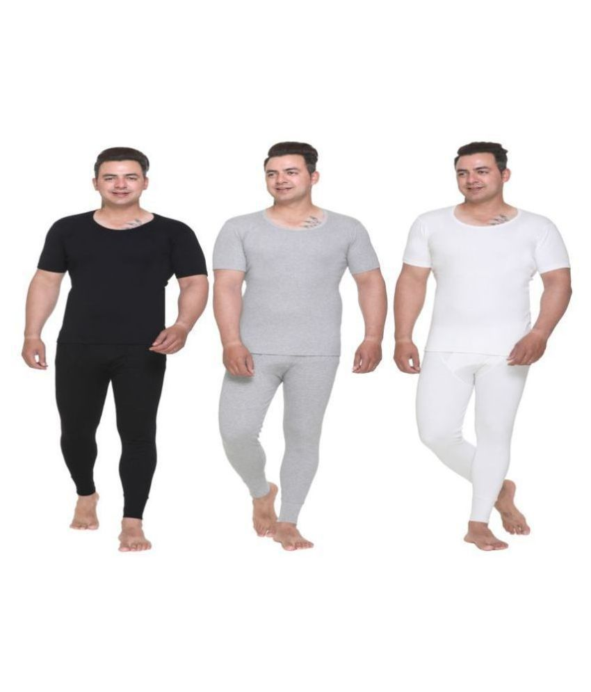 WARMZONE Multi Thermal Sets Pack of 3