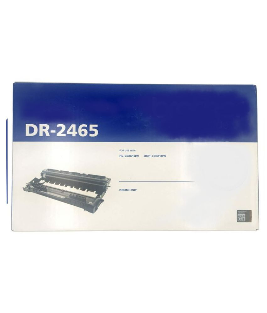 Brother DR 2465 Drum Units Cartridge For Use DCP L2531DW, DCP L2535DW, DCP L2550DW, HL L2395DW, MFC L2710DW, MFC L2713DW, MFC L2716DW,