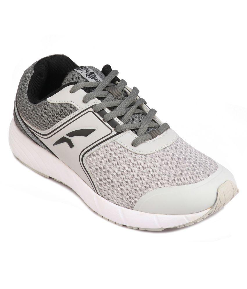 FURO Walking Silver Running Shoes