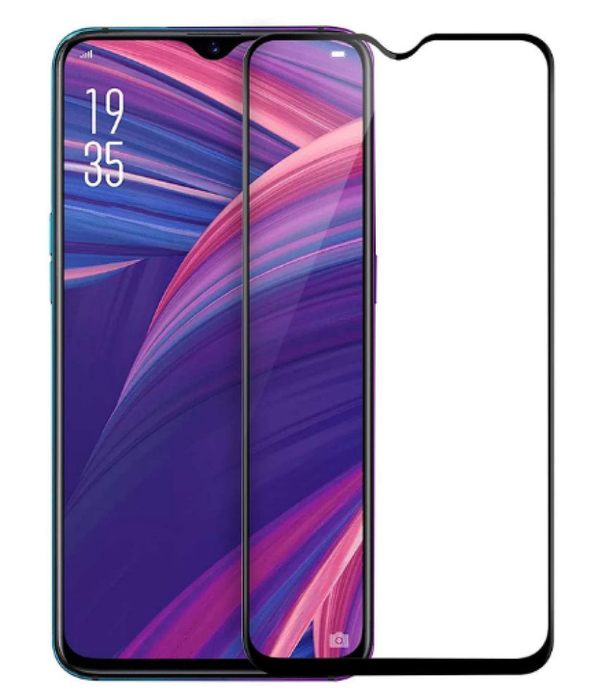 OPPO R17 Tempered Glass by VILLA