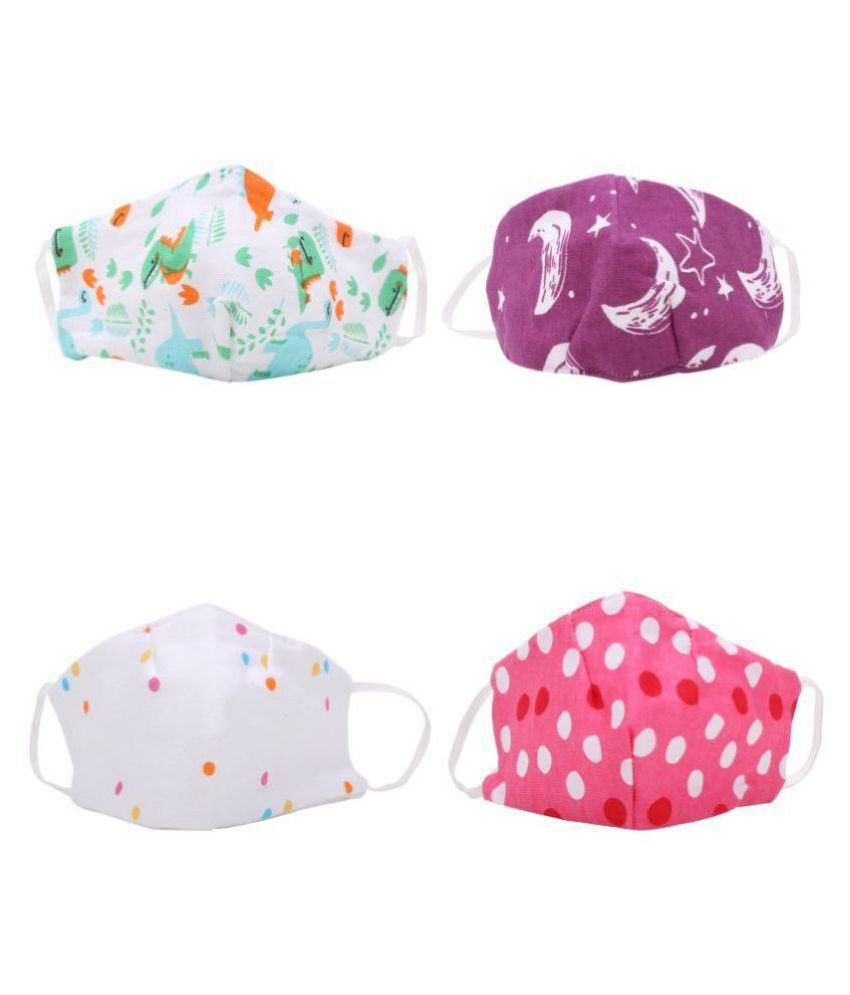 Morisons Baby Dreams Face Masks for Kids