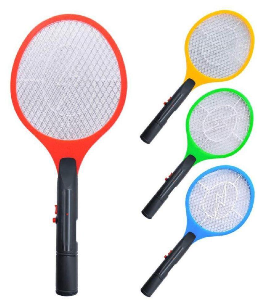 Rechargeable Mosquito Killer Bat Machine, Rechargeable Bat Racket, Racquet Insect Killer