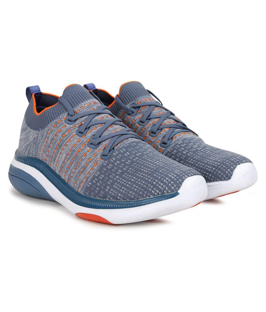 Campus BRINK Blue Running Shoes