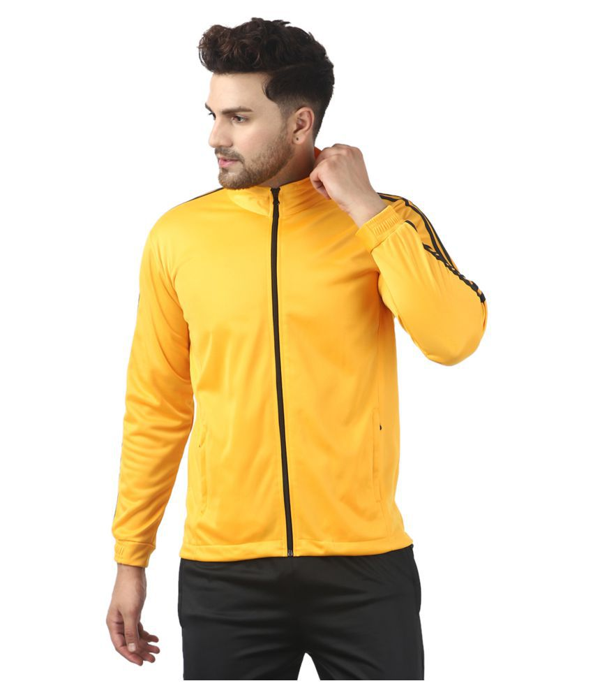Gag Yellow Polyester Jacket Single Pack