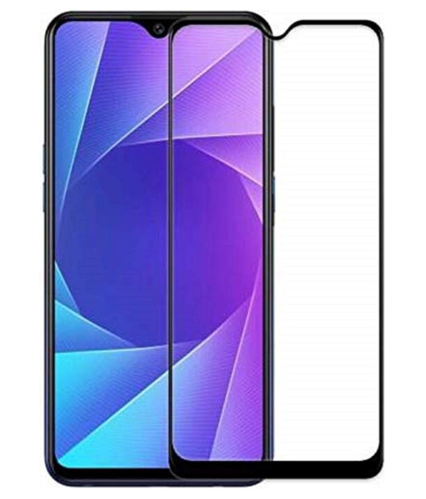 Oppo A7 Tempered Glass by Ayzah