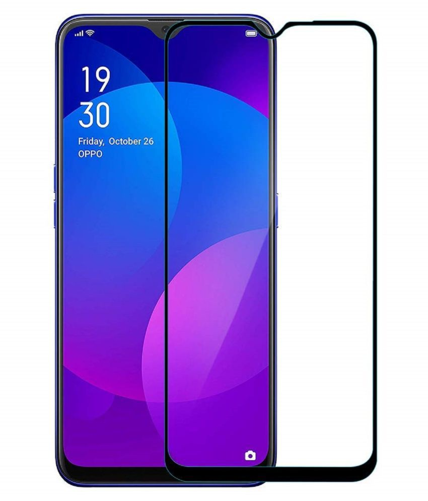 OPPO A9 Tempered Glass by Ayzah
