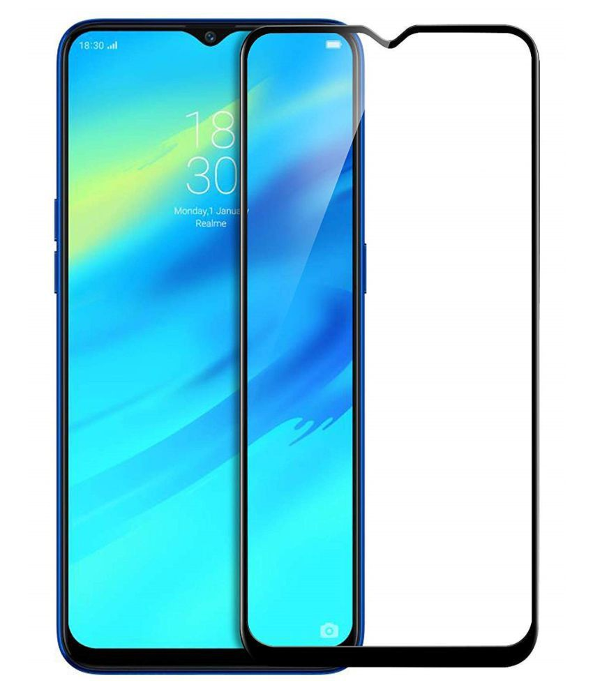 Oppo F9 Tempered Glass by Ayzah