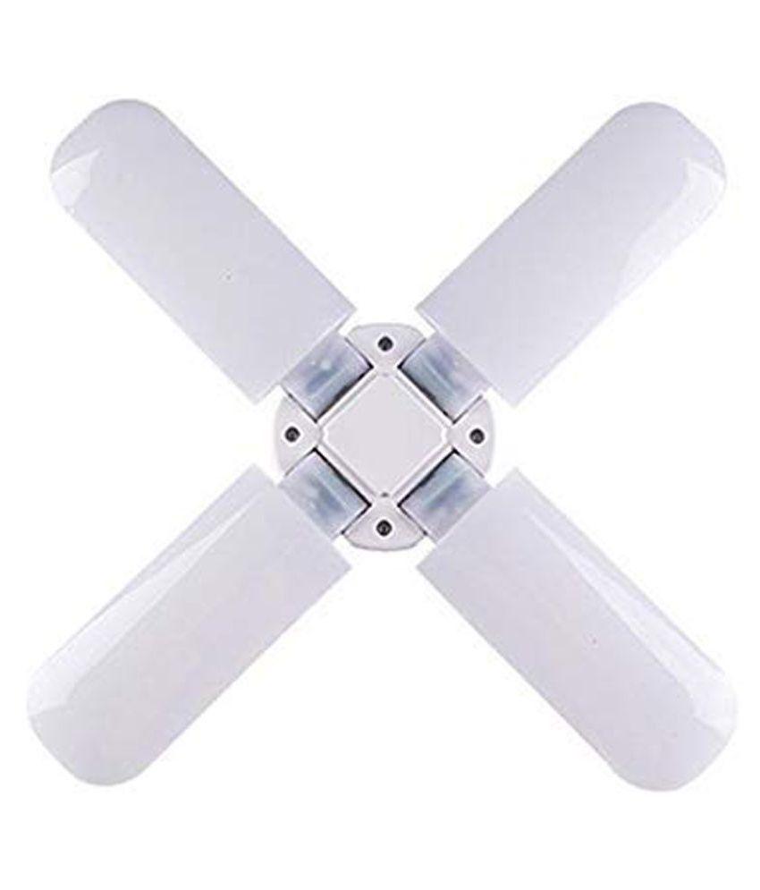 Stylopunk 45W LED Bulb Cool Day Light - Pack of 1