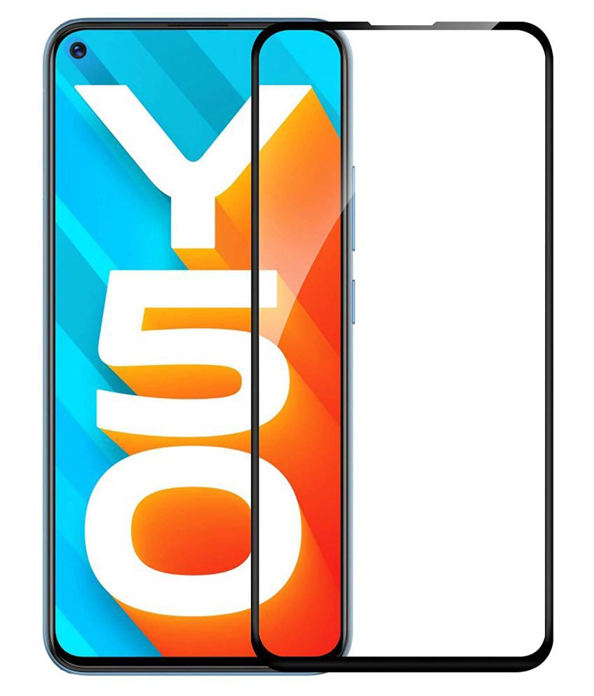 Vivo Y50 Tempered Glass by Ayzah
