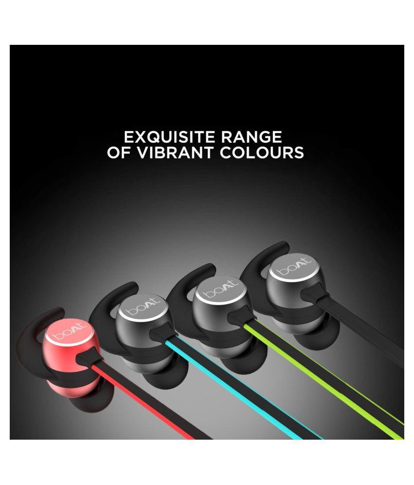 yug mobile boAt Rockerz 255R Bluetooth Headset