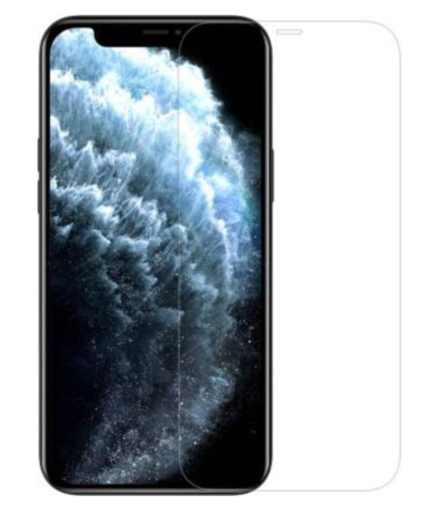 Apple iPhone 12 Pro Max Tempered Glass by Smile N Style Essentials