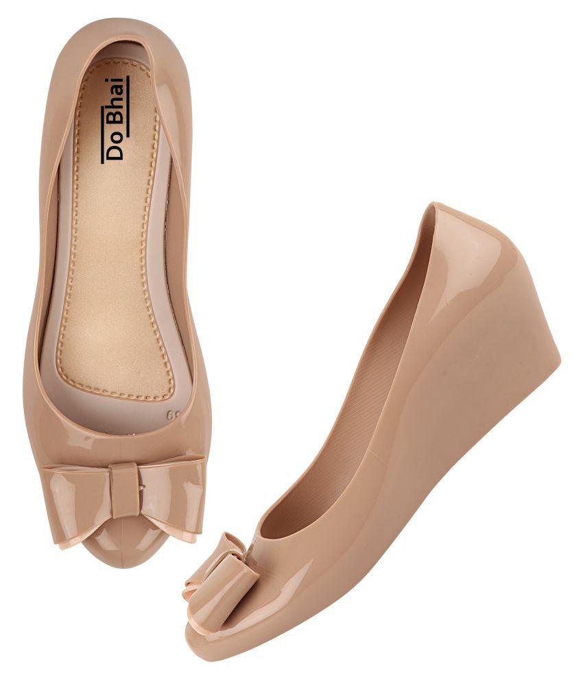 Do Bhai Brown Stiletto Heels