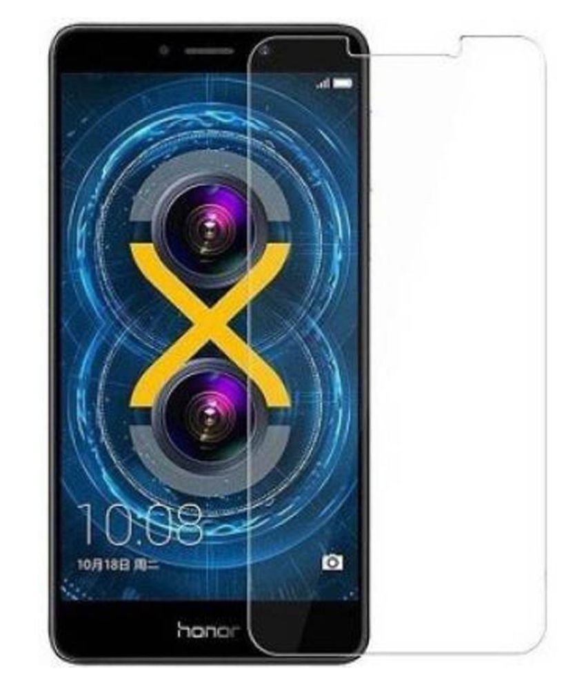 Honor 6x Tempered Glass by EASYKARTZ
