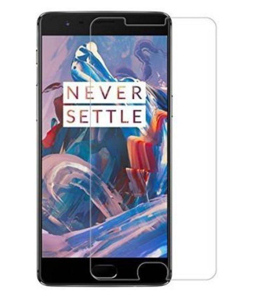 OnePlus 3 Tempered Glass by EASYKARTZ