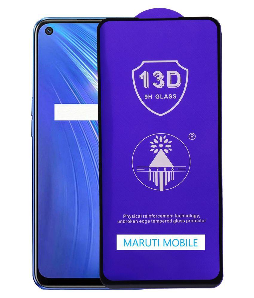 Realme Narzo 10 Tempered Glass by maruti mobile
