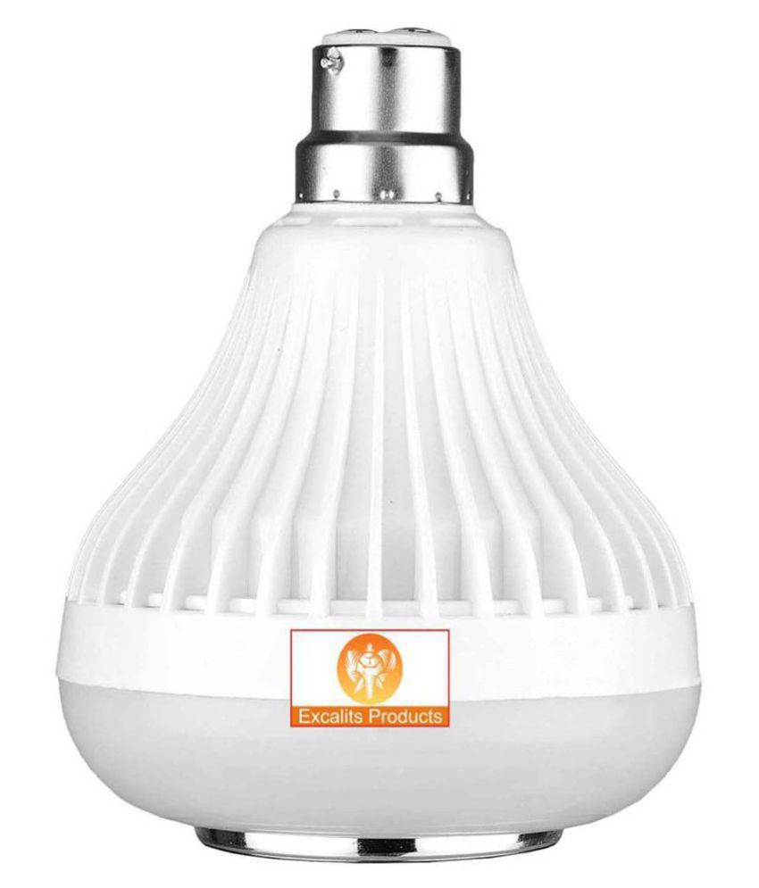 Excalits 12W LED Bulb Cool Day Light - Pack of 1