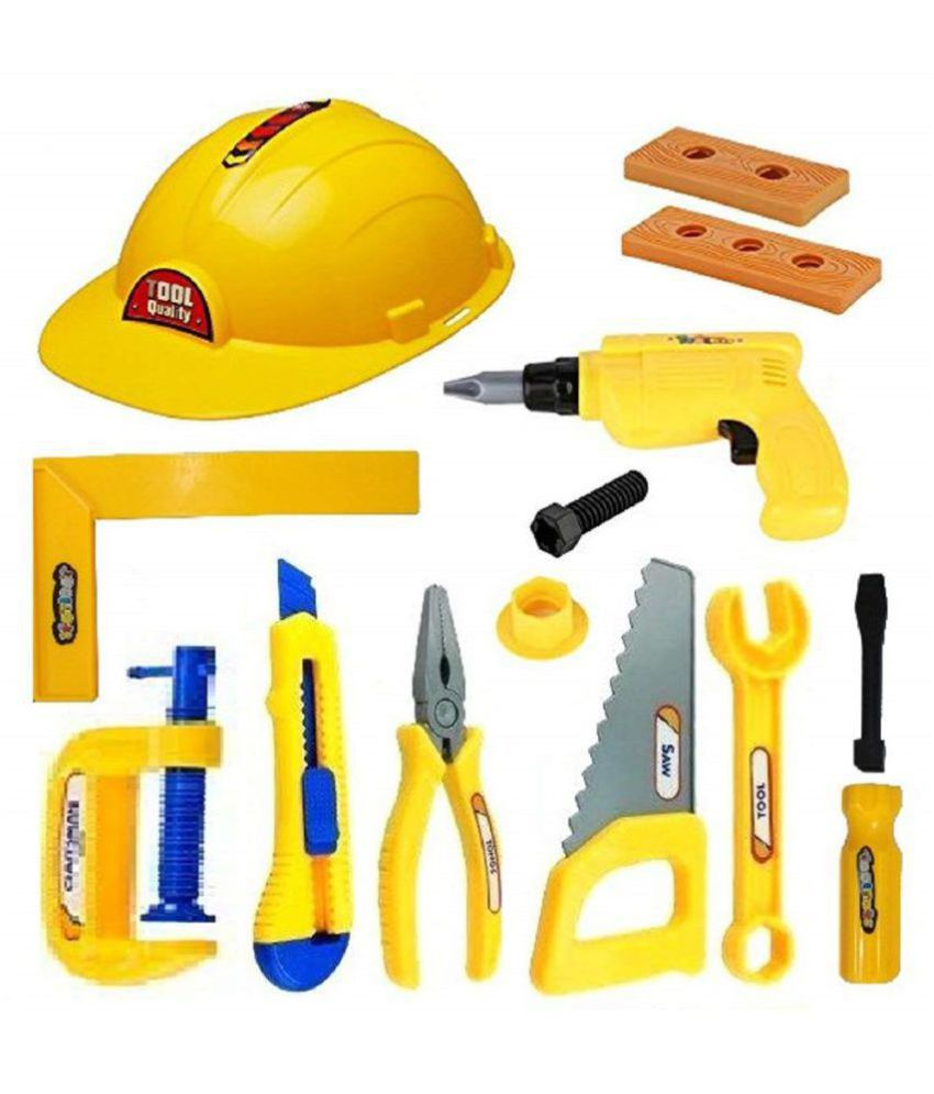 KD Construction Equipment's Tools Toy