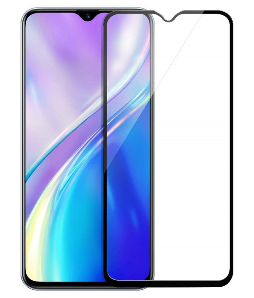 Oppo F17 Tempered Glass by Ayzah