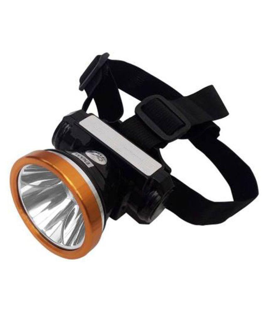 EmmEmm Premium Led Head Lamp/Light for Picnic/Camping/Hiking & Tracking