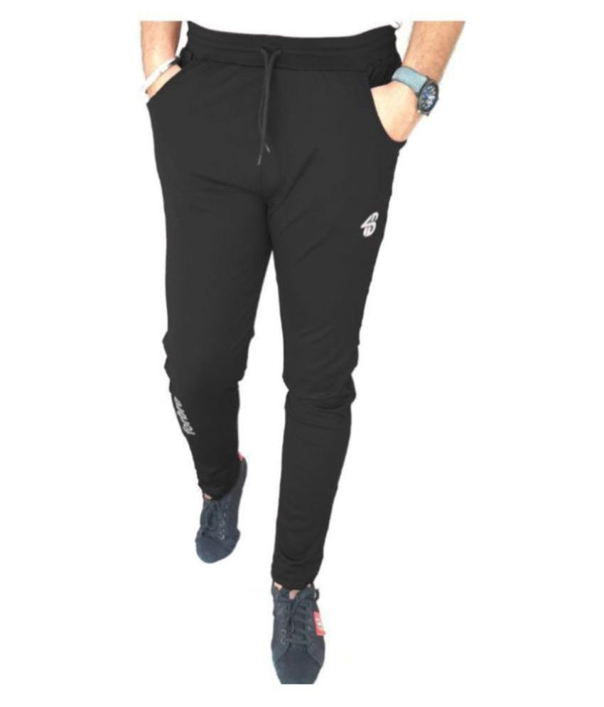 Forbro Trackpant Black