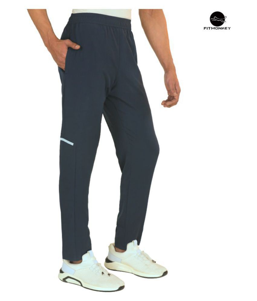 SPORTS FIT STRETCHABLE TRACKPANT FOR MEN'S